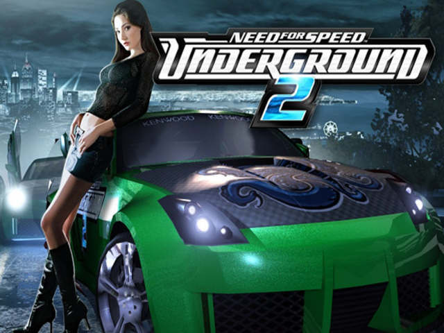 Need for Speed Underground 2 [Full][Iso][Español]